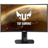 【免運費】ASUS 華碩 TUF Gaming VG27WQ 27型 VA 曲面 電競螢幕 1ms反應 165Hz 內建喇叭 3年保固
