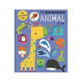 My Awesome Animal Book 我的動物 趣味學習書