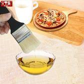 豬鬃豬毛廚房油刷耐高溫不掉毛燒烤調料烙餅蛋糕刷油刷子   LannaS