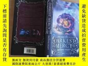 二手書博民逛書店DARKEST罕見MERCR【實物拍圖 自鑑】Y8791