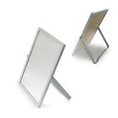 桌上型鋁框化妝鏡(9吋-直式)