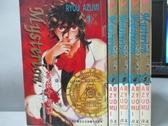 【書寶二手書T5/漫畫書_LPB】薔薇十字團_全5集合售_Ryou Azumi
