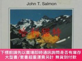 二手書博民逛書店(英)A罕見Field Guide to the Alpine Plants of New Zealand ニュー