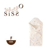 【SISSO有機棉】雲朵飛飛紗布包巾