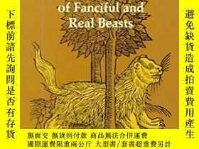 二手書博民逛書店Curious罕見Woodcuts of Fanciful an