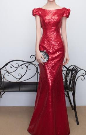 (45 Design)  訂做7天到貨 韓風婚紗禮服 晚宴 顯瘦性感晚宴結婚禮服婚紗 高級訂製服54
