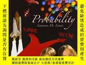 二手書博民逛書店罕見Probability-概率Y436638 Lawrence Mark Leemis Lawrence L