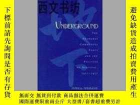 二手書博民逛書店【罕見】1998年出版平裝Underground: The Sh