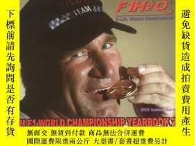 二手書博民逛書店《UIM罕見F1 WORLD CHAMPIONSHIP YEAR