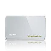 TP-Link TL-SF1008D 8埠 10/100Mbps 桌上型 快速 乙太網路 交換器
