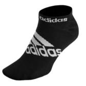Adidas N-S Athletic Socks [AA2277] 踝襪 隱形襪 透氣 舒適 彈性 男女 黑 白