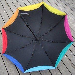 自動傘 彎柄