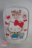 Hello Kitty 凱蒂貓掛勾零錢包白色KRT 668289