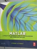 【書寶二手書T2/大學資訊_YAT】MATLAB: A Practical Introduction to Progra
