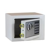 8折免運 小型全鋼保險櫃家用 保險箱迷你入牆床頭 電子密碼保管箱辦公WY