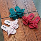 兒童拖鞋 夏季新款兒童鞋女童拖鞋韓版潮公主鞋寶寶鞋防滑小女孩涼拖鞋 名創家居