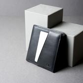 Alto RFID 輕薄皮夾 - 渡鴉黑【可加購客製文字雷雕】
