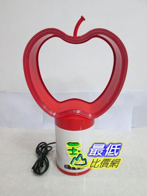 [103 美國直購]  handyman?  冷卻風扇 Apple-Shaped 10 Bladeless Cooling Fan w/Remote. SAFE: no fast-spinning blades. $4995