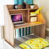 床上書桌電腦桌大學生宿舍上鋪下鋪懶人桌做桌寢室簡易學習小桌子 js2669『科炫3C』