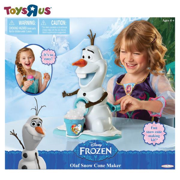 玩具反斗城 冰雪奇緣  雪寶冰沙機
