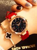 手錶 chic防水網紅女士手表女表學生正韓簡約時尚潮流休閒大氣2018新款