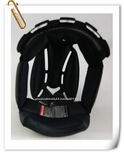 林森●SOL安全帽,39Y,專用頭頂內襯