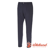 【wildland 荒野】女 彈性抗UV九分褲『鐵灰』0A71323 戶外|登山|休閒|釣魚|彈性|抗紫外線