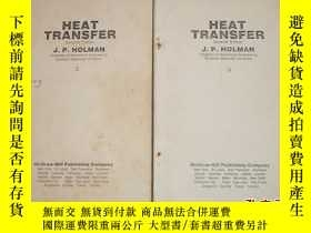 二手書博民逛書店HEAT罕見TRANSFER SEVENTH EDITION【傳