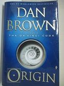 【書寶二手書T1/原文小說_HGL】Origin_Brown, Dan