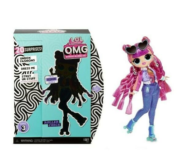 《 LOL Surprise 》LOL神祕少女 - Roller Chick / JOYBUS玩具百貨