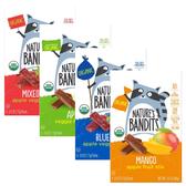美國 Nature's Bandits 有機水果條-5包1盒(4款可選)