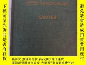 二手書博民逛書店experimental罕見spectroscopy(H1346