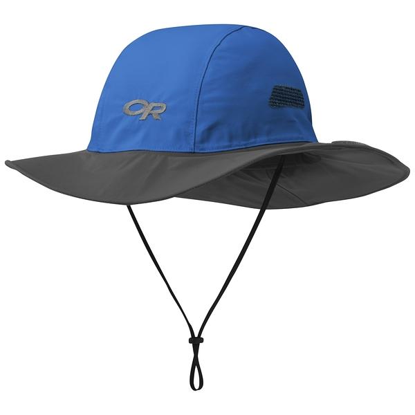 OR SEATTLE SOMBRERO GORE-TEX 防水圓盤帽 藍/灰