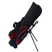 高爾夫球包 支架包 拉桿拖輪球包 多功能球包 男女球袋WD 檸檬衣舍
