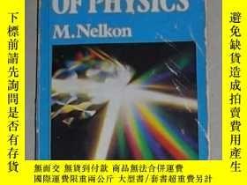 二手書博民逛書店英文原版罕見Principles of Physics M.Ne