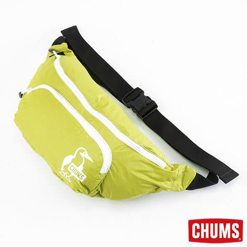 CHUMS 日本 可收納腰包 萊姆綠 CH602260M014
