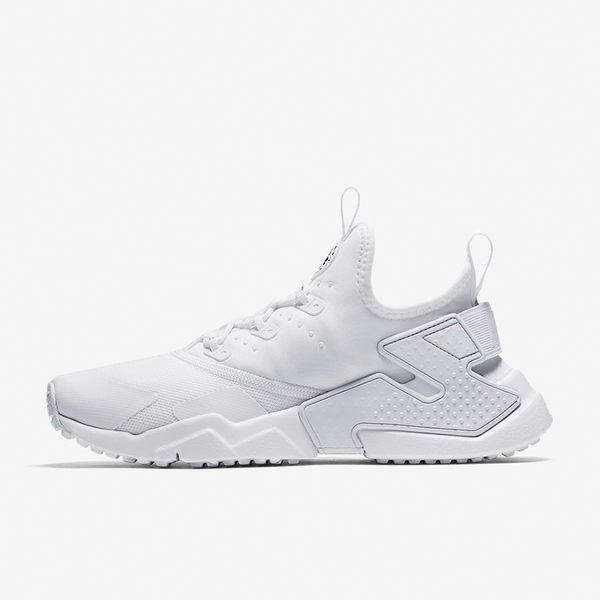 Nike Air Huarache 女鞋 白武士 白 休閒運動鞋 大童鞋 休閒慢跑鞋 run ultra 943344100