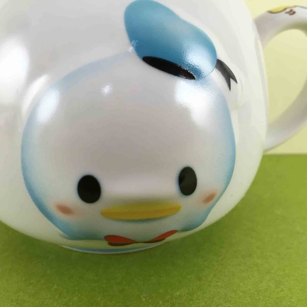 【震撼精品百貨】Donald_唐老鴨~手Q版馬克杯-唐老鴨