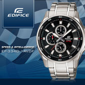 EDIFICE 碳纖錶盤 EF-334D-1AVDF 生日禮物/EF-334D-1A 現+排單 熱賣中!