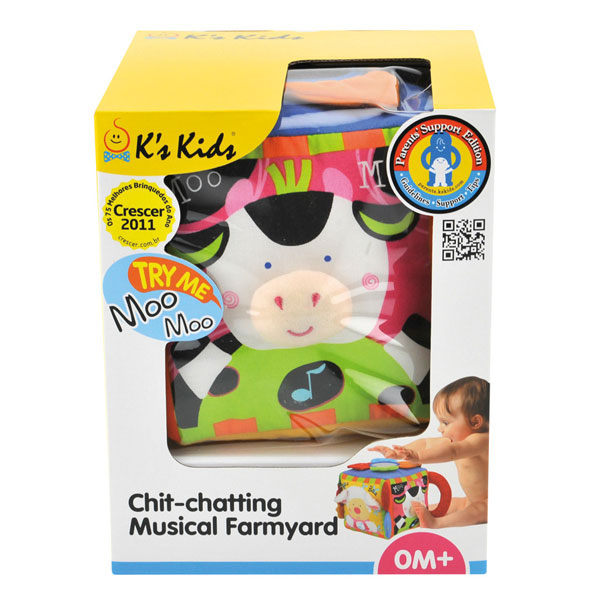 K's Kids 奇智奇思- Chit-chatting Musical Farmyard 魔法音樂農場