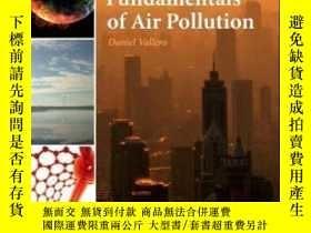 二手書博民逛書店Fundamentals罕見Of Air Pollution Fifth Edition-空氣汙染基礎第五版Y
