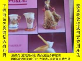 二手書博民逛書店罕見英國Wade瓷器產品介紹Y472863 Pat Murray W.K.Cross ISBN:9780889