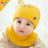 嬰兒帽子0-3-6-12月秋冬季嬰幼兒男女寶寶帽子新生兒胎帽純棉冬天