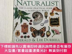 二手書博民逛書店the罕見amateur naturalistY20850 gerald & lee durrell
