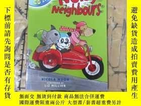二手書博民逛書店NOISY罕見NEIGHBOURSY11418 NICOA MOON KINGFISHER 出版2003