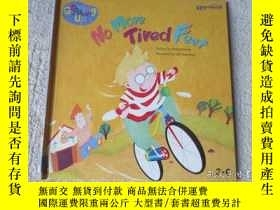 二手書博民逛書店No罕見More Tired Feet(附光盤)Y21478 A