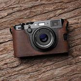Mr.Stone 富士 X100F 相機皮套半套 保護套相機套  魔法鞋櫃  igo