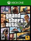 X1 Grand Theft Auto V 俠盜獵車手 5(美版代購)
