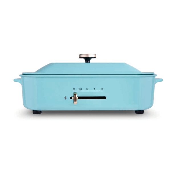 【FURIMORI富力森】 多功能創意料理爐/電烤盤(FU-B01)