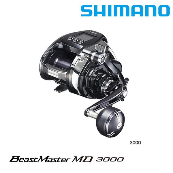 漁拓釣具 SHIMANO 20 BEAST MASTER MD 3000 [電動捲線器]